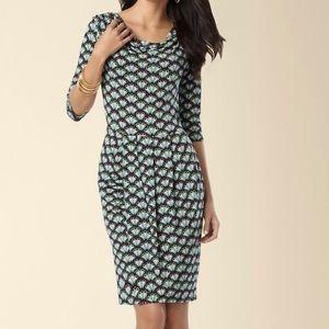 Leota Ava Cowl Neck Dress